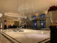 パラス(Palace)でティータイム ~ Le Lobby de l'hôtel The Peninsula Paris~2018年12月 - おフランスの魅力