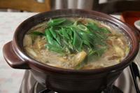 豆乳ごま鍋・・・からの「担々麺」 - 登志子のキッチン