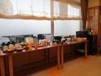 真冬の静内その4~ホテルローレルの軽朝食~ - おうちで冬眠、ときどき放浪