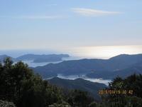 メガネぱぱの山歩き海が見える山鶴路山2019.01.19 - メガネぱぱの山歩き日記
