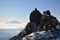 権現岳山頂 - Ryu Aida's Photo