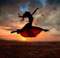 よろこびと一緒にダンスする私でいよう - 屋根裏部屋のドロシー*Dorothy in the Garret