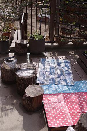 風呂敷。ー⑥ー - 陽だまりの小窓 - 菊の花幼稚園保育のようす
