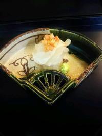 茶懐石(正午の茶事)の味わい - 懐石椿亭 公式weblog日本料理