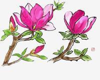 春よ来い - おえかき日記