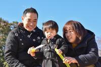 日々雑感 - 家族写真カメラマンはなちゃんの、幸せな花の咲かせ方