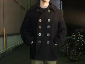 "~1920's "" U.S.Navy "" PEA COAT!! - BAYSON BLOG"