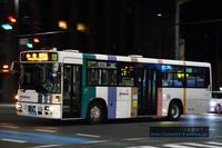 (2018.12) 西鉄バス北九州・幡9223 - バスを求めて…