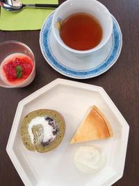 1月レッスンの「チーズケーキ」 - おやつ教室 trois-トロワ-