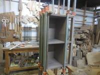 テレビボードの組み立て - 手作り家具工房の記録