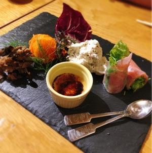 812、  olio - おっさんmama@福岡 の外食日記