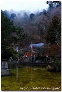 暖冬の天川村・洞川温泉、初めての鍾乳洞。 - 「O.D.G.」 Powered by LH645