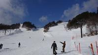恩原高原スキー場② - enjoy life to the full 人生を楽しく過ごす!   BESSのワンダーデバイスでもっと楽しく