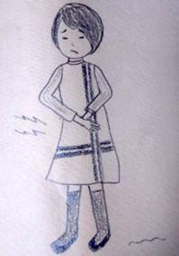 メンテナンスウィーク - たなかきょおこ-旅する絵描きの絵日記/Kyoko Tanaka Illustrated Diary