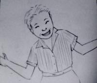 大好きな人たち - たなかきょおこ-旅する絵描きの絵日記/Kyoko Tanaka Illustrated Diary