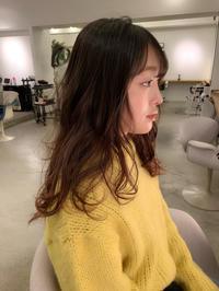 ロングヘアの顔まわりのデザイン - COTTON STYLE CAFE 浦和の美容室コットンブログ