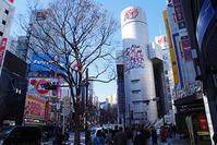 1月21日㈪の109前交差点 - でじたる渋谷NEWS