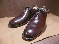 修理靴 - 銀座ヨシノヤ銀座六丁目本店・紳士ブログ