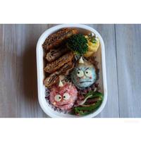 ミルフィーユカツ弁当 - cuisine18 晴れのち晴れ