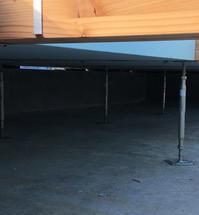 堂西建売住宅建築中♪⑤(床敷き) - 伸和ブログ   住まいと共に毎日を楽しく元気に暮らす