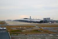 関西国際空港での撮影 その2 スカイデッキからの撮影(1) - 南の島の飛行機日記