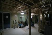 開放感を味わう荻曽根の家 - 加藤淳一級建築士事務所の日記