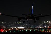 ITM - 45 - fun time (飛行機と空)