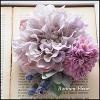 卒園式、卒業式におすすめのコサージュ - Bonbon Fleur ~ Jours heureux  コサージュ&和装髪飾りボンボン・フルール