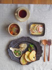 トマトスープ朝ごはん - 陶器通販・益子焼 雑貨手作り陶器のサイトショップ 木のねのブログ