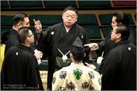 大相撲初観戦 - すべては夏のためにⅡ