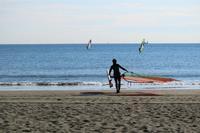 冬晴れのカラフルな海 - 木洩れ日 青葉 photo散歩