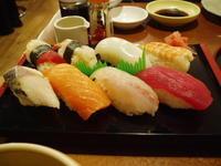 ロンドンのお寿司屋さん・ベスト23 - イギリスの食、イギリスの料理&菓子