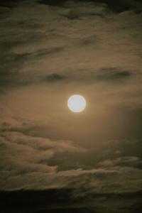 寒月 - トムジーのつぶやき3