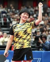 全日本卓球選手権女子シングルス2019@大阪に、中学2年の新星・木原美悠見参! - Would-be ちょい不良親父の世迷言
