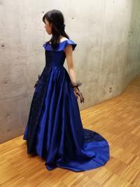 長女がドレスを製作 - slow着物のブログ
