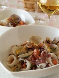 【参加者募集】3月1dayレッスン~白ワインに合わせるイタリアンサラダ - シニョーラKAYOのイタリアンな生活