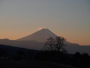 強風 吹き荒れる - 八ヶ岳 革 ときどき くるみ