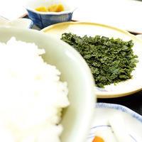 三浦の彩りはばのり定食まるよし食堂18.12.01 10:04 - スナップ寅さんの「日々是口実」