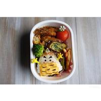 ササミのハーブフライ弁当 - cuisine18 晴れのち晴れ
