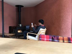 暖炉の威力 - VEGAHOUSE BLOG