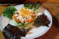 ポテトサラダ - 二つの台所