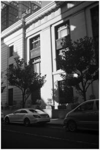 建物と影 - のっとこ