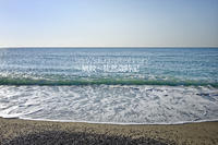 冬の海岸線。 - ~風紋~徒然歳時記