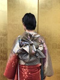 成人式が無事終了 - 姫路 呉服 振袖 着物 姫路市の「きもの しばやま」からのお知らせ