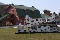 なるべく牛を刺激しない工夫 - (-。-)y-゜゜゜