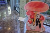 喫茶どんぐり東京都世田谷区南烏山/身障者就労支援カフェ~ヒグチユウコ展 CIRCUSとボリス雑貨店に行ってきた その2 - 「趣味はウォーキングでは無い」
