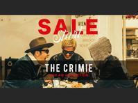 今季入荷人気CRIMIE商品早くもSALE!! - CRIMIEやfuct等のストリートファッション通販|thugrise|ブログ