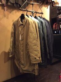 BETTER down bal collar coat - BUTTON UP clothing