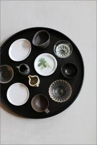 豆皿いろいろ - なづな雑記