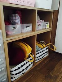 3歳でもできる!子どもの幼稚園 通園グッズ収納 - 岐阜・整理収納アドバイザーのブログ・おちつくおうち